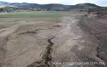 Se seca presa Cárdenas, en Tepeyahualco, Tlaxco - El Sol de Tlaxcala