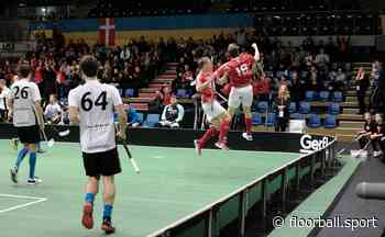 Floorball Denmark signs TV agreement with SPORT LIVE - IFF Main Site - International Floorball Federation