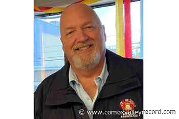 Longtime City of Courtenay staff member retires - Comox Valley Record