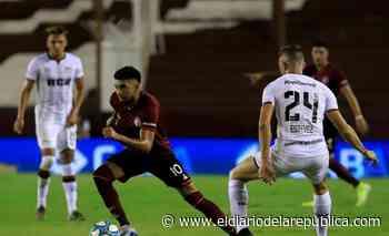 Lanús empató con Estudiantes (LP) y no pudo afirmarse en zona de Libertadores - Diario de la República