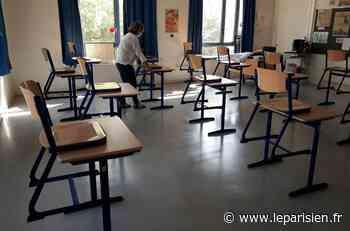 Le collège Danton de Levallois-Perret se prépare à accueillir ses élèves - Le Parisien
