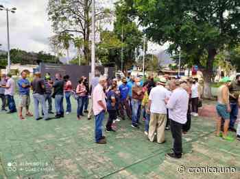 Propietarios en Ocumare de la Costa exigen el derecho a cuidar de sus viviendas y negocios - Crónica Uno