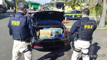 Professora é presa com quase 400 kg de maconha em Irati - ARede