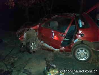 Vítimas de acidente entre Mauá da Serra e Faxinal são identificadas - TNOnline - TNOnline