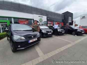 Kinderopvang neemt elektrische auto's in gebruik (Meise) - Het Nieuwsblad