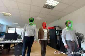 Une entreprise de Villepinte a mis au point une technologie qui détecte les masques - Le Parisien