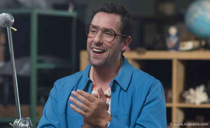 Discover the Outrageous Fake Adam Sandler Movie Taking the Internet by Storm - IndieWire