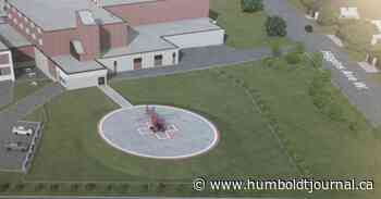 Tender put out for Melfort heliport - Humboldt Journal