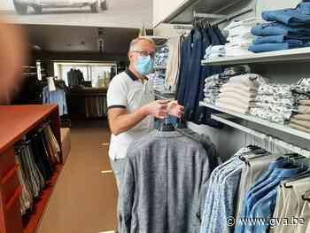 Winkelruimte Nuyts Heren wordt volledig ontgeurd na uitslaan... (Meerhout) - Gazet van Antwerpen