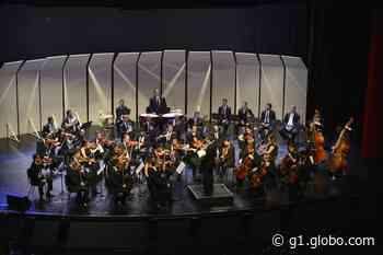Covid-19: Orquestra Sinfônica de Indaiatuba adapta programação de concertos ao formato online - G1
