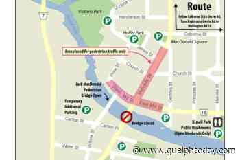 Downtown Elora streets to become pedestrian-only on weekends - GuelphToday