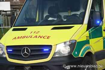 Twee gewonden bij ongeval op kruispunt