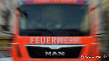 Oberbrandrat Reeker der Feuerwehr Hamm wird in Ahlen Chef   Hamm - Westfälischer Anzeiger