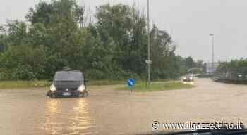 Forti temporali e grandinate sul Friuli, allagamenti da Buja e Gemona fino a Tarcento - Il Gazzettino