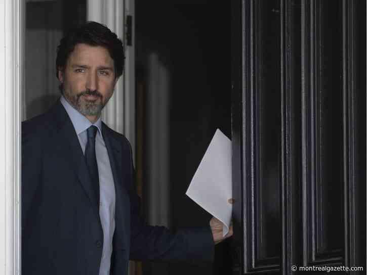 Coronavirus live updates: Canada will soon start testing contact-tracing app, Trudeau says