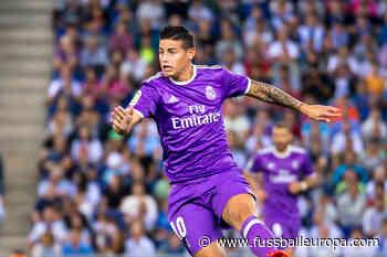 James Rodriguez kassiert verbale Tief-Schläge - Fussball Europa