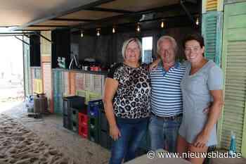 Café 't Soulistje legt strand aan