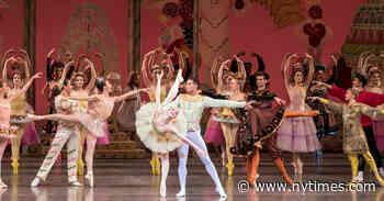 No 'Nutcracker' This Year, New York City Ballet Says