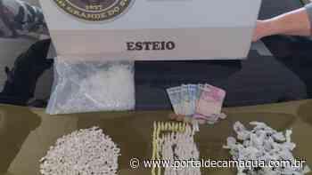 Brigada Militar prende mulher por tráfico de drogas em Esteio - Portal de Camaquã