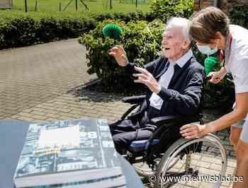 """Aster Berkhof viert 100ste verjaardag: """"Ik heb mijn tranen opgespaard voor vandaag"""""""
