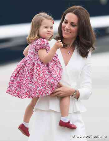 Queen Elizabeth, Princess Charlotte, and More Royals in Liberty Print - Yahoo Lifestyle