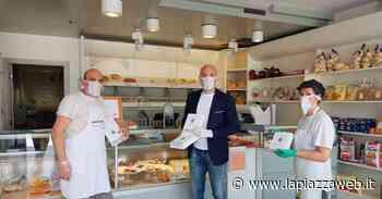 """Santa Giustina in Colle: con """"Botteghe sicure"""" mascherine per i clienti dei negozi cittadini - La PiazzaWeb - La Piazza"""