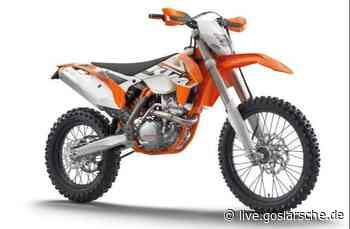 Orange-blaue Kawasaki gestohlen | Thale - GZ Live