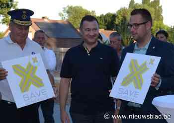 Cameraschild in kernen van Glabbeek, Bunsbeek en Kapellen - Het Nieuwsblad