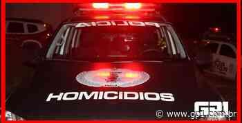 Dois homens são executados a tiros no bairro Novo Horizonte - GP1