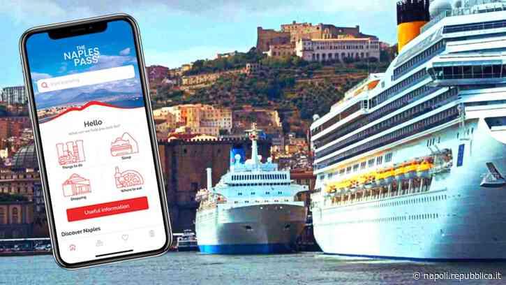 """Arriva la """"Naples pass city"""", card turistica digitale per visitare la città - La Repubblica"""