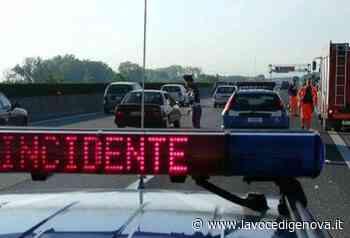 A26 Genova Voltri-Gravellona Toce: incidente risolto tra Ovada e Masone - LaVoceDiGenova.it