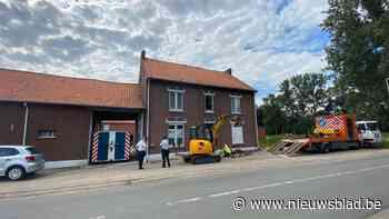 Wietplantage ontdekt in Diepenbeek (Diepenbeek) - Het Nieuwsblad