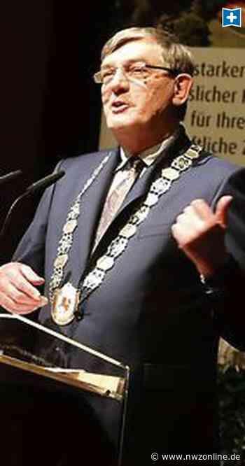 Nach-Corona-Check Mit Bürgermeister Gerhard Böhling: Nach der Krise wird Schortens gut dastehen - Nordwest-Zeitung