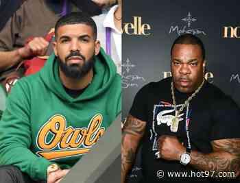 Unreleased Drake & Busta Rhymes Leaked! | Hot97 - hot97.com