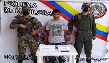 Ejército captura a alias El Indio, presunto explosivista del Clan del Golfo - Caracol Radio