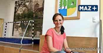 Wo Mandy in Marwitz Mädels zum Schwitzen bringt - Märkische Allgemeine Zeitung