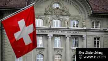 Die Politik greift nach Nationalbank-Geldern - Neue Zürcher Zeitung