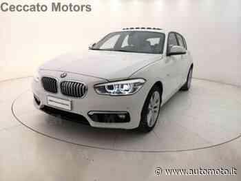 Vendo BMW Serie 1 120d 5p. Urban usata a Castelfranco Veneto, Treviso (codice 7567821) - Automoto.it