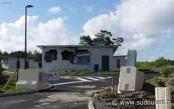 Tarnos (40) : nouvelles importantes dégradations sur le chantier de l'aire des gens du voyage - Sud Ouest