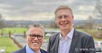 Der SPD-Überraschungskandidat in Hiddenhausen - Neue Westfälische