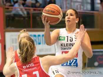 Ein Versprechen zum Abschied: Marina Markovic verlässt die Rutronik Stars Keltern - Sport - Pforzheimer Zeitung