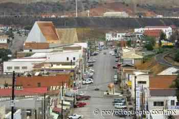Persiste desabasto de agua en Cananea, requiere de 600 mdp para solucionar problema: alcalde - Proyecto Puente