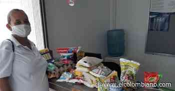 Familias de Arboletes reciben ayuda en agua y mercados - El Colombiano