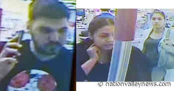 Three suspects to identify after theft at Embrun drugstore, June 3 - Nation Valley News