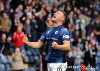 Raith Rovers boss McGlynn tips striker Vaughan to get back to his best - Fife Today