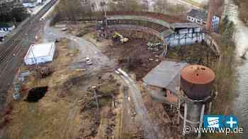 Bestwig: Unterstützung für Wasserturm-Abriss aus Düsseldorf - Westfalenpost