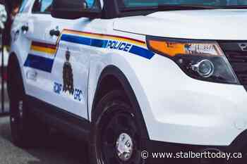 RCMP arrest three following armed robbery near Morinville - St. Albert Today