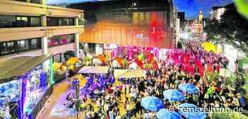 Stadtfest in Aalen soll stattfinden - Rems-Zeitung