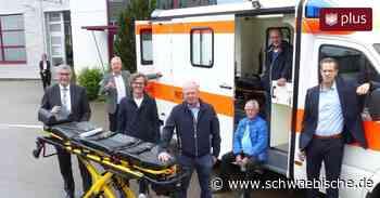 Lions Club Aalen spendet Krankenwagen für Togo - Schwäbische