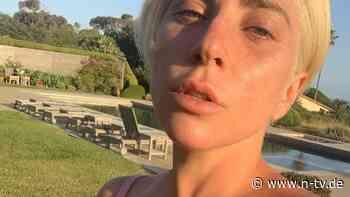 Liebesgrüße an die Fans:Lady Gaga zeigt sich ungeschminkt - n-tv NACHRICHTEN